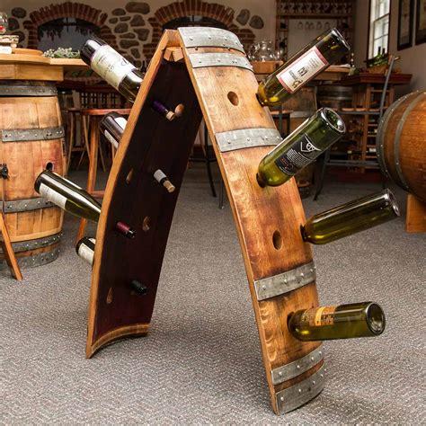 wine barrel furniture ideas   diy  buy