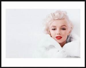 Marilyn Monroe Bilder Schwarz Weiß : marilyn monroe wei kunstdruck 50x40 ~ Bigdaddyawards.com Haus und Dekorationen