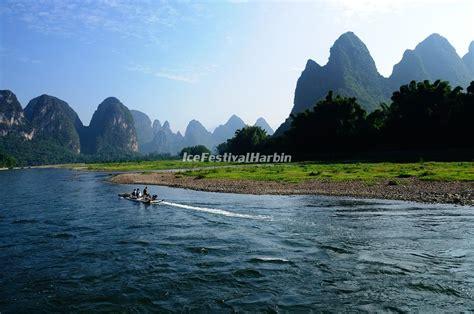 li river li river  guilin china