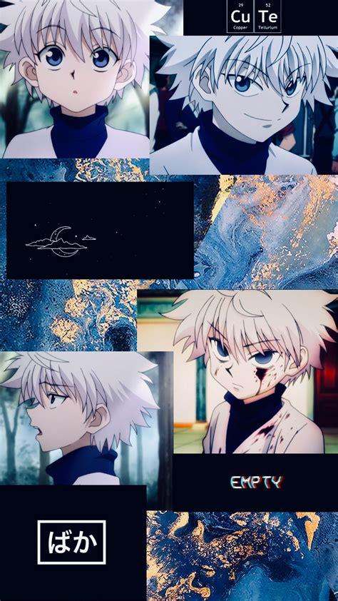 aesthetic anime wallpaper hxh