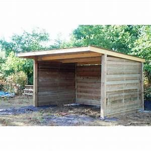 Abri De Bois : abri cheval bois ~ Melissatoandfro.com Idées de Décoration