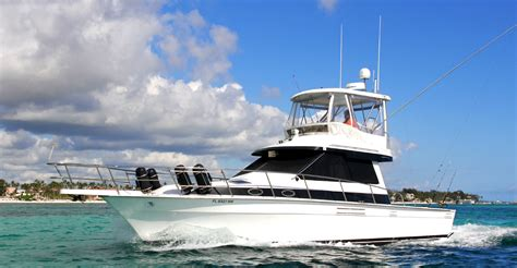 Deep Sea Fishing Party Boat by Deep Sea Fishing Charters Punta Cana Boat Excursion