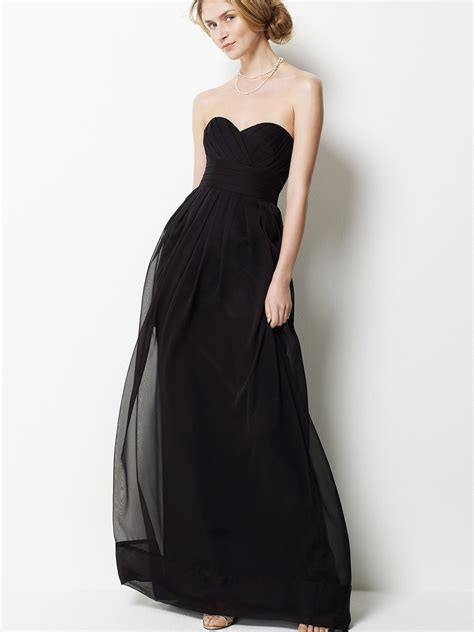 Long Black Dresses For Women - Pjbb Gown