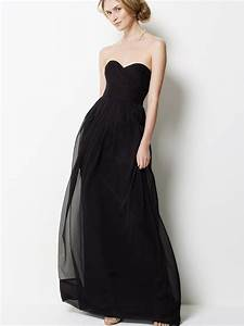 long black dress with sleeves pjbb gown With black long dresses for wedding