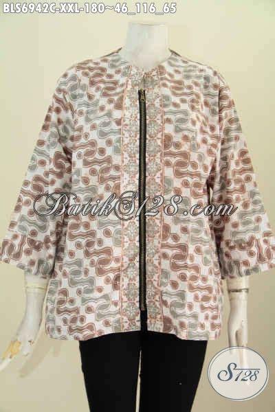 gambar baju batik wanita modis produk baju batik blus