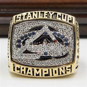 NHL 2001 Colorado Avalanche Stanley Cup Championship ...