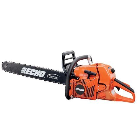 ECHO 20 in. 59.8cc Gas Chainsaw with Wrap Handle CS 620PW
