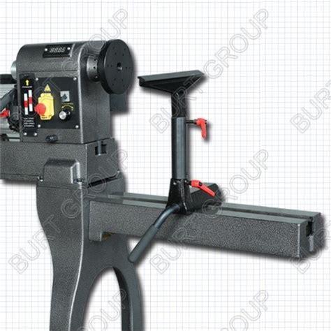 wood lathe variable speed rotatable headstock