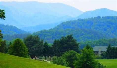 Blue Ridge Mountains Tennessee