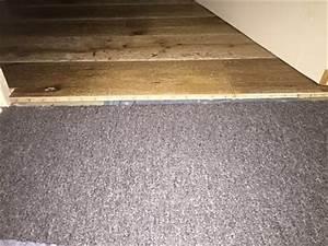 pose de parquet sur tapis plein possible With tapis sur parquet