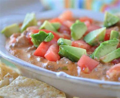 easy party appetizer recipes for best taco dip recipe for