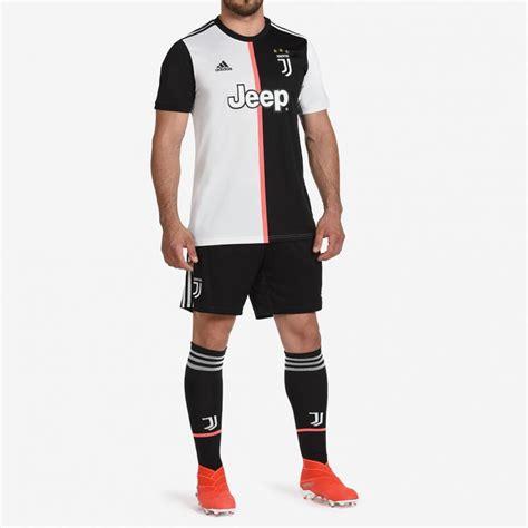 Juventus Jersey 2019/2020: Home Kit adidas - Juventus ...