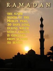 Investigate Islam » Ramadan