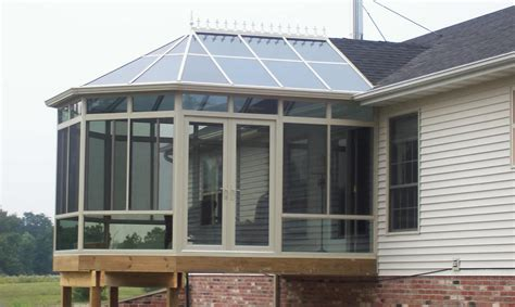 Conservatory Sunroom by Conservatory Sunrooms Prairie Home Alliance