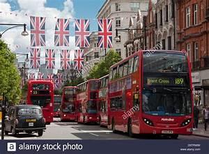 Image Gallery london oxford street bus