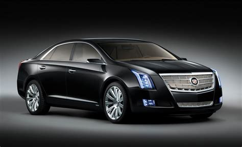 2013 Cadillac XTS Finally Gets a Name   Car and Driver Blog