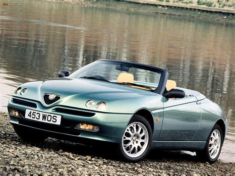 Alfa Romeo Spider UK-spec 916 (1998–2003) images (1280x960)