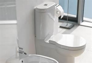 Wc Bidet Kombination : foster stand wc kombination von duravit stylepark ~ Watch28wear.com Haus und Dekorationen