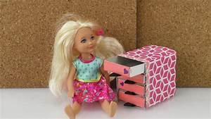 Puppenhaus Für Barbie : selber basteln komode f r barbie sylvanian families puppenhaus aus streichholzschachteln youtube ~ A.2002-acura-tl-radio.info Haus und Dekorationen