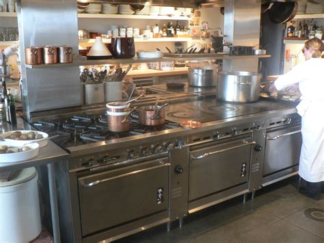 guide  commercial kitchen design brooklyn  york
