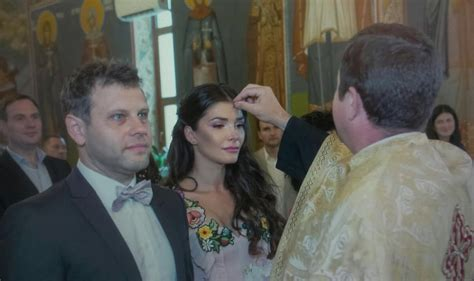 Alina Puscas, in lacrimi! Tatal ei a murit
