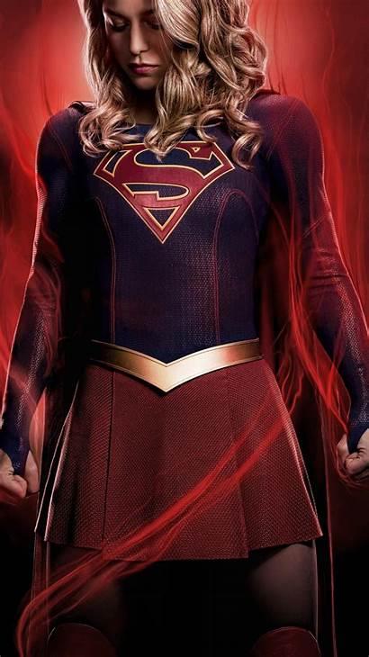 Supergirl Phone Season 4k Wallpapers Iphone Melissa