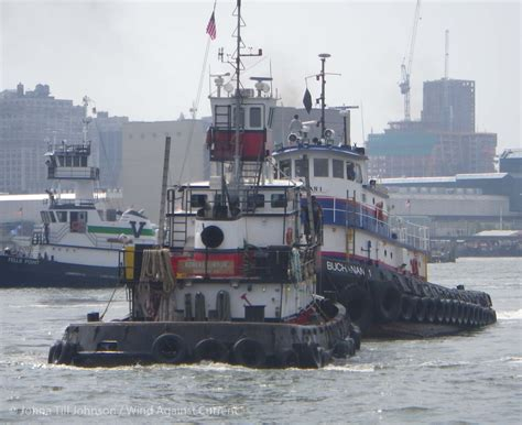 Tugboat Races by Tugboat Races Take Three Wind Against Current