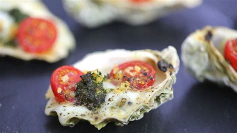 canape recipes uk oyster shell canapés recipes food uk