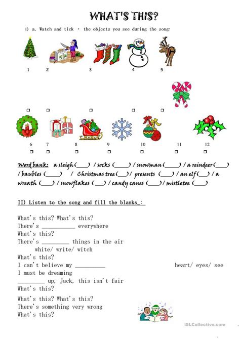 what s this song worksheet free esl printable worksheets made by teachers