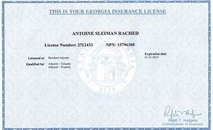 atlanta diminished value credentials georgia diminished With claims adjuster license