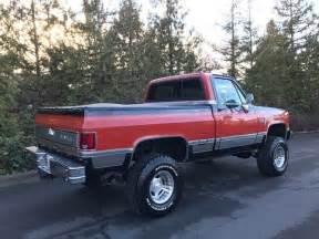 1984 Chevrolet K10 4x4 Short Box Truck For Sale  Photos  Technical Specifications  Description