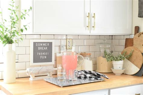 summer home decor ideas our summer tour 2017 nesting
