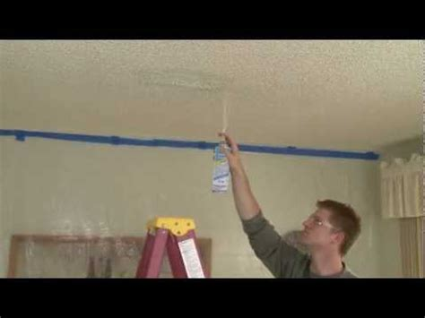 homax popcorn ceiling texture spray how to save money