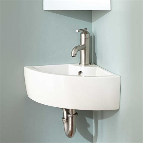 Pedestal Sink For Small Bathroom by Small Pedestal Sink Single Stribal Design