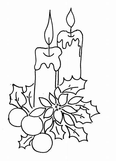 Christmas Coloring Pages Lights Clipart Sheets Chrismas