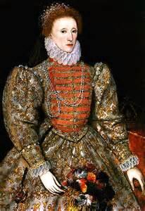 Darnley Portrait Elizabeth