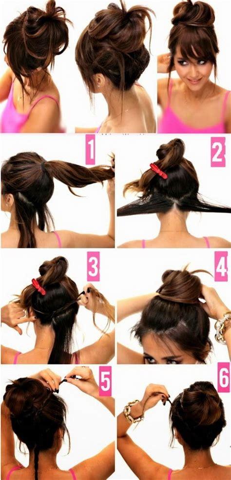 coiffure mariage facile a faire soi meme cheveux court coiffures simples a faire soi meme