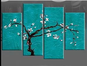 Image gallery teal paintings