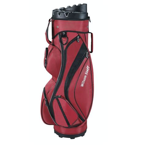 wilson staff  lock golf cart bag  sweatbandcom