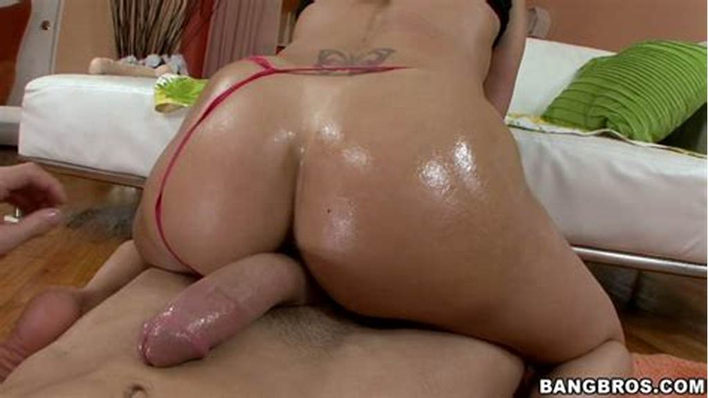 #Thick #White #Babe #With #Big #Ass #Brandi #Love #Gets #Her #Loose