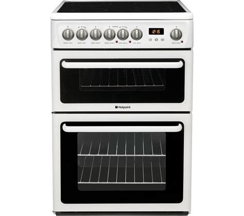 Buy HOTPOINT HAE60PS Electric Ceramic Cooker   White