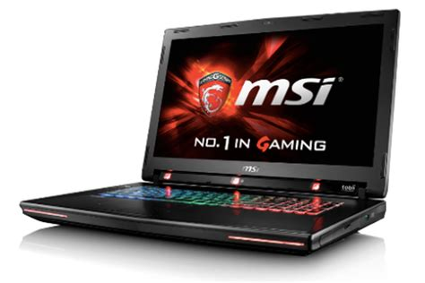 Msi's New Tobii Gaming Laptop Lets You Play Games With