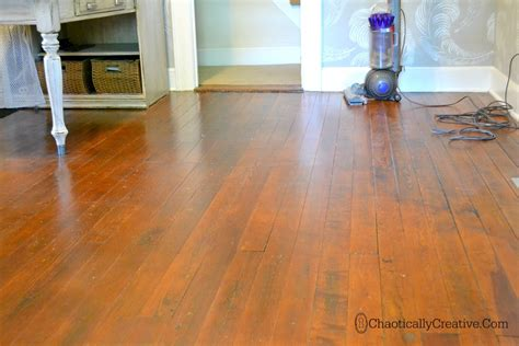 laminate wood flooring looks dull shine dull floors in minutes chaotically creative