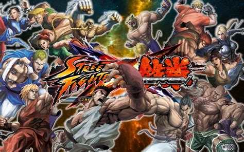 Ill Review Anything Street Fighter X Tekken 3rd World