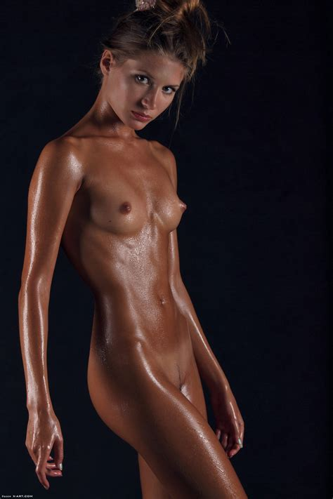 Awesome Erotic Cutie Witj Oiled Up Perfect Xxx Dessert Picture