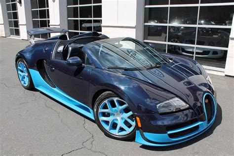 Buggatti For Sale by Two Bugatti Veyron Grand Sport Vitesse S For Sale At U S