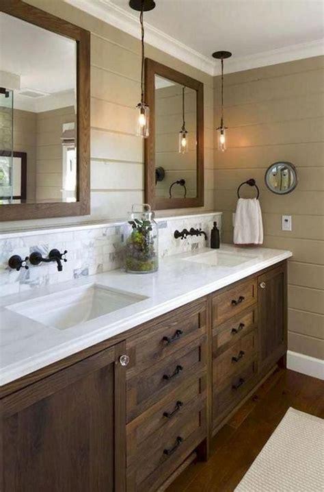 arms  modern farmhouse bathroom joanna