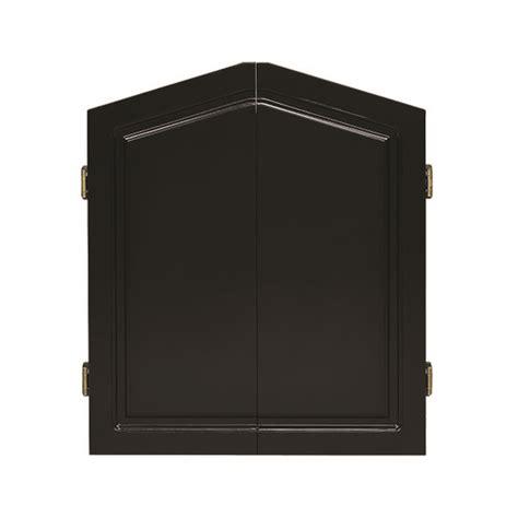 angular black steel tip dart board package game room guys