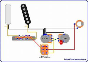 Volume Tone Wiring Diagram Schematics