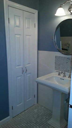 bathroom makeover chatham nj  monks